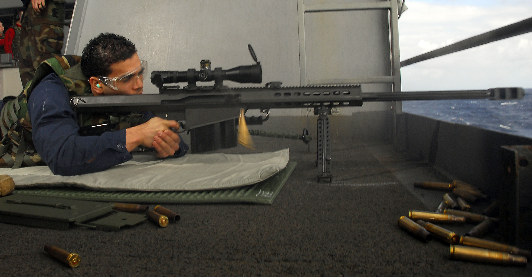 gun facts gun control facts concerning 50 caliber rifles