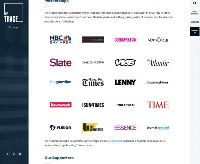 The Trace Media Partners