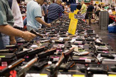 gun show sales